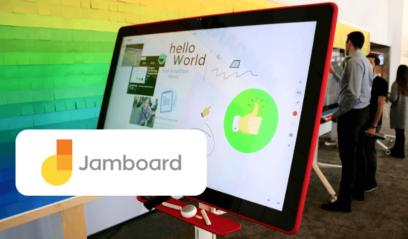 Google Jamboard - TalkBitz