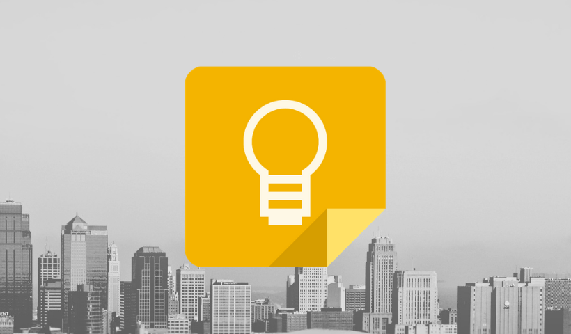 Google Keep - TalkBitz