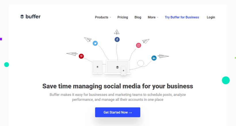buffer: Best Instagram Marketing Tools
