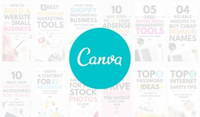 Canva Pinterest Templates Pack