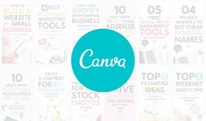 Canva Pinterest Templates Pack
