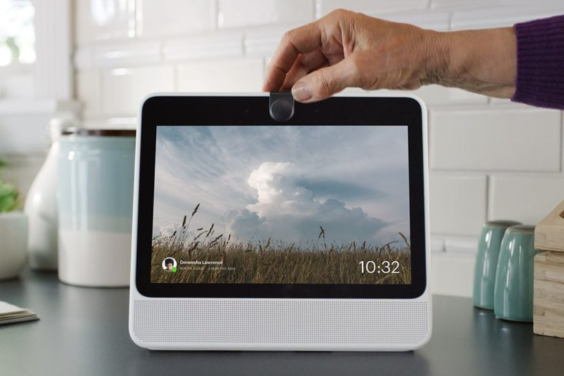 FACEbook portal tech gifts for moms