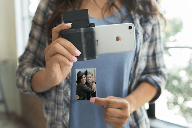 Prynt Pocket - Instant Photo Printer for iPhone
