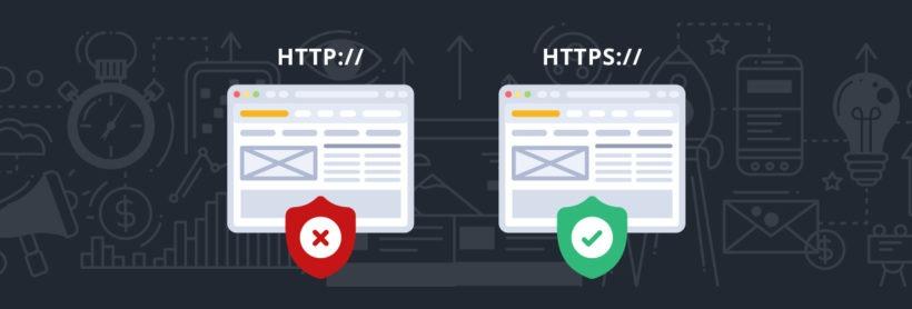 HTTPS Online safety