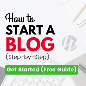 How to Start a Blog Free Guide