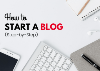 How to Start a Blog in 2020 (Beginner's Guide)