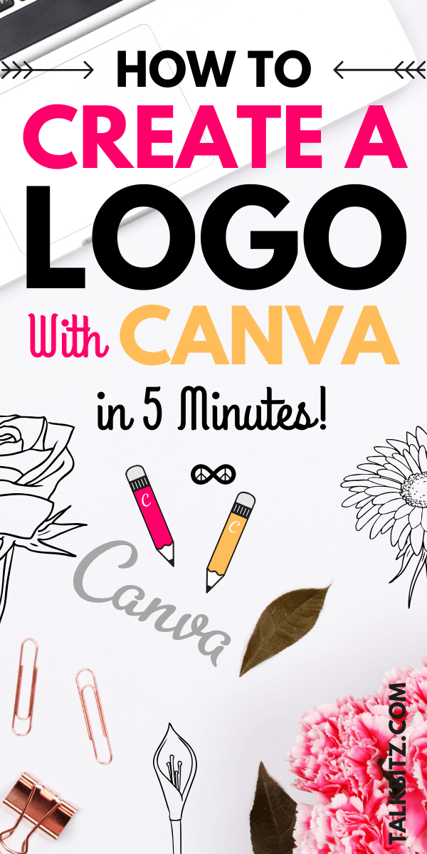 How to Create a Logo with Canva Logo Maker