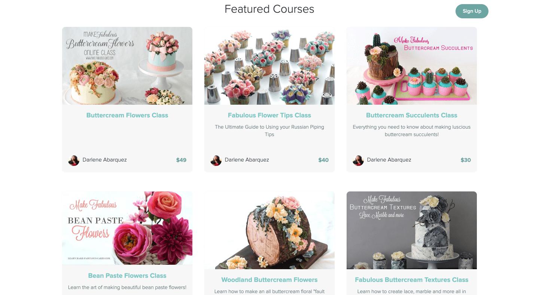Make Fabulous Cakes School