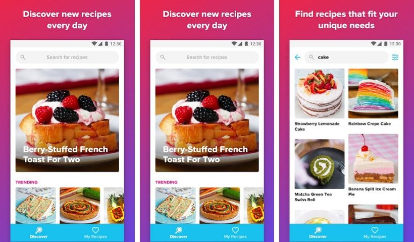 Tasty Best Cooking Apps