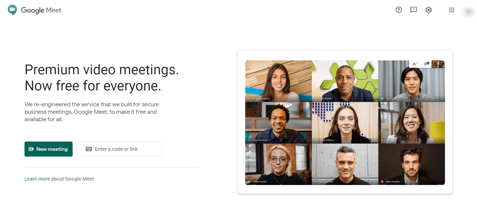 Google Meet - Free Video Conferencing Apps