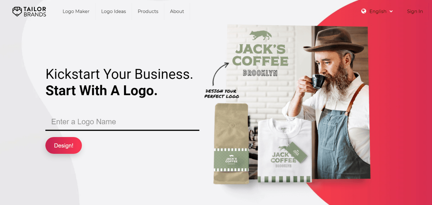 Tailor Brands Blog Logo Maker