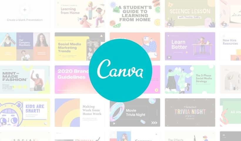 Canva Presentation Templates