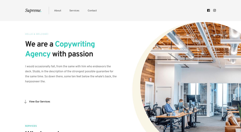 Final Website EasyWP