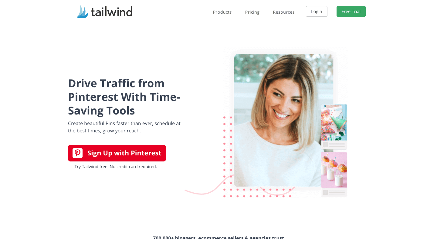 Best Social Media Scheduling Tools: Tailwind for Pinterest